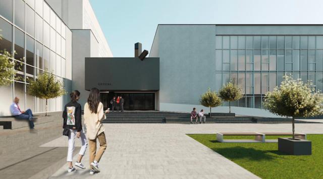 """Технопарк """"Кристал"""" у Вінниці планує розпочати роботу до 2022 року. ГРАФІКА"""