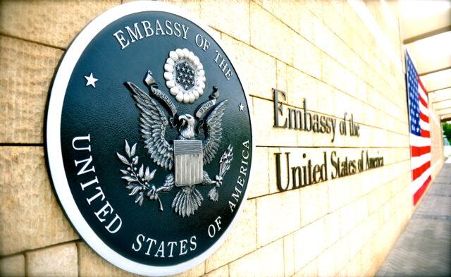 Посольство США занепокоєне нападом під час тренінгу на ЛГБТ-тематику, що стався у Вінниці