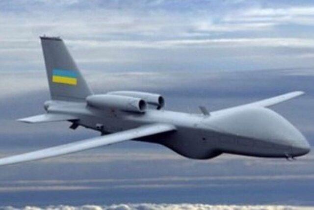 Українаяк літак без пілоту