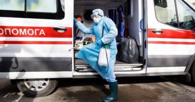 ОДА: інфекційні бригади Вінниччини на 80% забезпечені масками, а респіраторами – на 30%