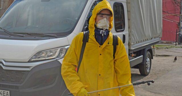 У Вінниці мешканців просять повідомляти про випадки неналежної дезінфекції під'їздів
