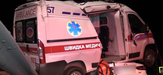 На Вінниччині збирають гроші на допомогу постраждалим в ДТП медикам