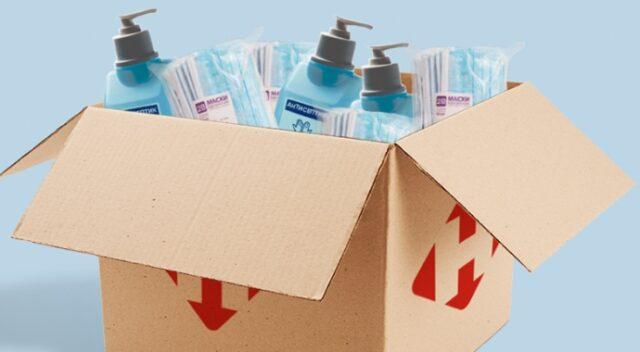 """#Допоможемо лікарям: """"Укрпошта"""" та """"Нова пошта"""" безкоштовно доставлятимуть посилки з медзасобами до лікарень"""
