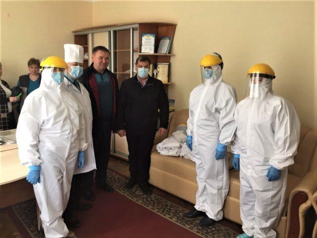 """""""Вінницягаз"""" виділили мільйон гривень для допомоги медикам області у боротьбі з коронавірусом"""