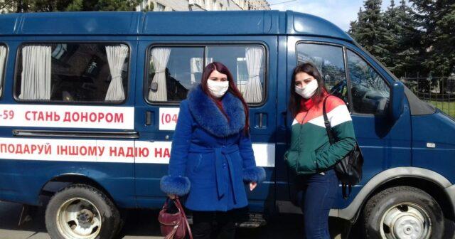 У Вінниці донорів крові безкоштовно довозитимуть до медзакладу і назад
