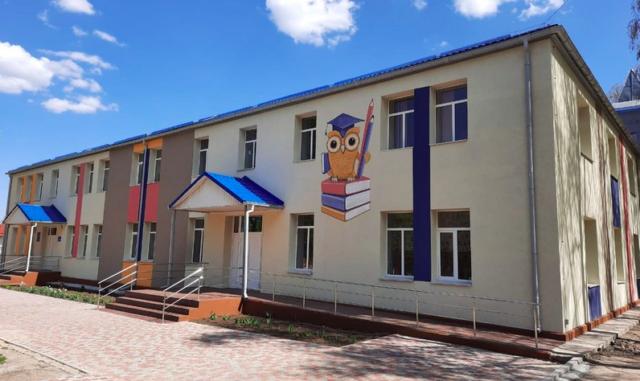"""""""Велике будівництво"""": у двох школах Вінниччини завершують ремонт за понад 8 мільйонів гривень. ФОТО"""