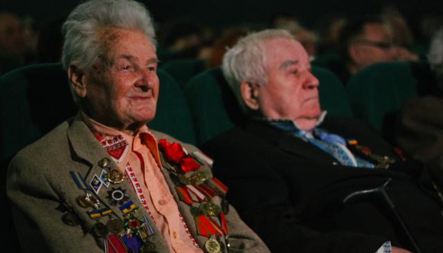 Ветеранів Другої світової у Вінниці нагородять преміями