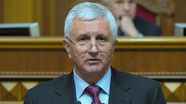 Помер колишній голова Вінницької ОДАта екс-нардеп Анатолій Матвієнко