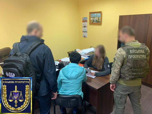 На Вінниччині викрили розтрату понад 19 мільйонів гривень у військовій частині