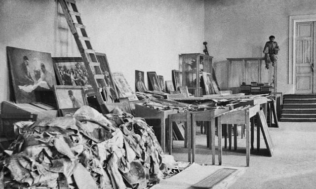 Вивезені експонати та пожежа: як вінницький музей пережив нацистську окупацію. ФОТО