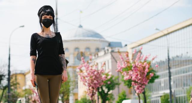 Травневий карантин: як Вінниця зустрічає останній місяць весни. ФОТОРЕПОРТАЖ
