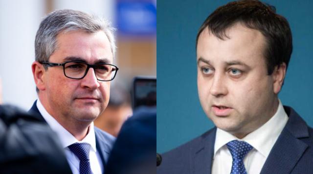 Владислава Скальського звільняють посади голови Вінницької ОДА та призначають Сергія Борзова