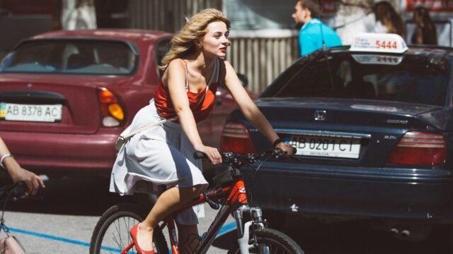 Лише 15% жінок: у Вінниці оприлюднили результати підрахунку велосипедистів. ГРАФІКА