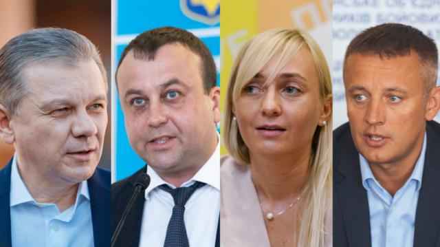 Десять на одне крісло: хто вже став кандидатом на посаду мера Вінниці. ФОТО
