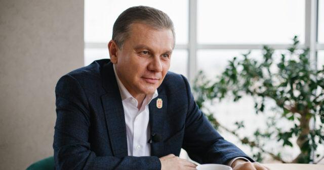 «Рейтинг»: у Вінниці діяльністю міського голови задоволені 76% опитаних мешканців
