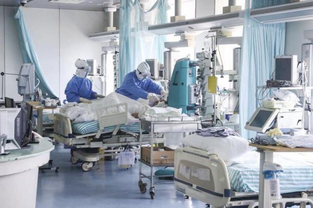 У двох лікарнях Вінниці розгорнуть ще 57 ліжок для хворих на COVID-19