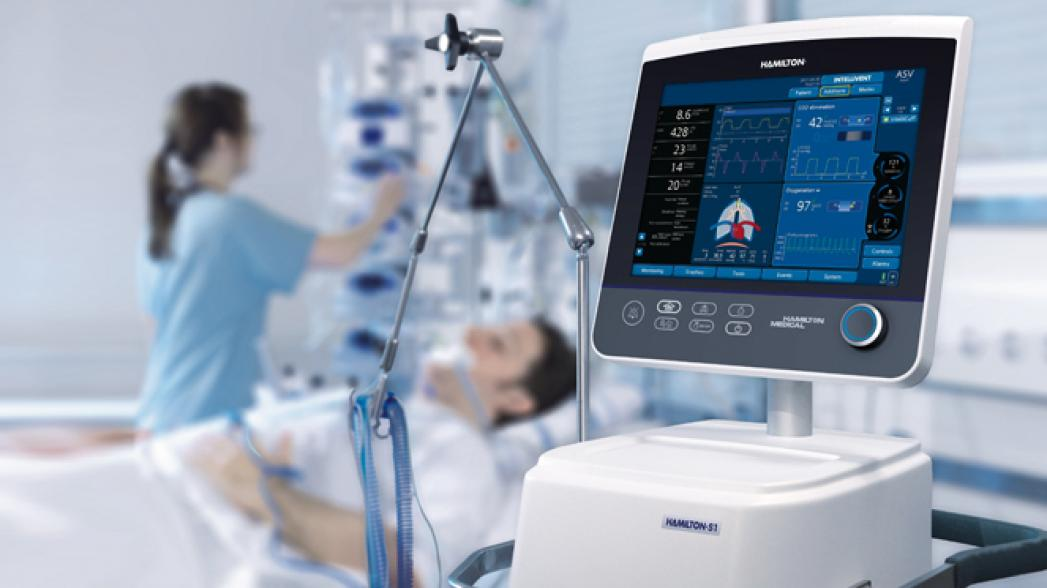У лікарнях Вінницької області є 394 апарати штучної вентиляції легень - VежA