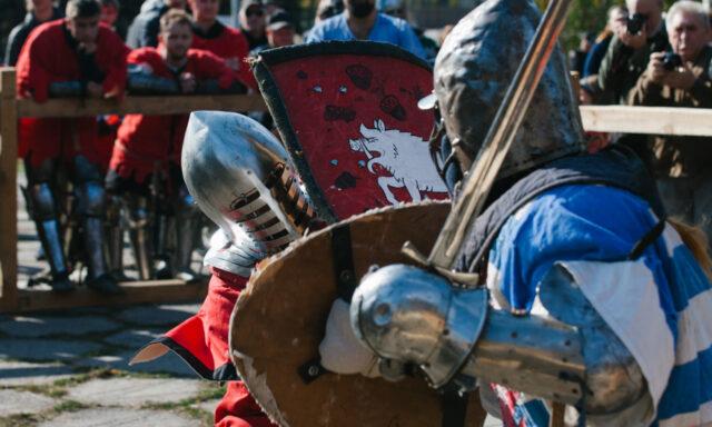 У Вінниці відбудеться лицарський турнір на честь Героя Небесної Сотні