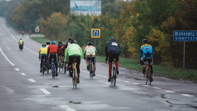 """""""Два МакДаки"""": у Вінниці влаштують велозаїзд на 201 кілометр"""