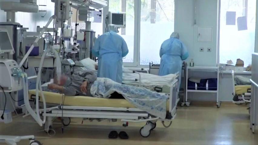 У Вінницькій лікарні №3 роблять ремонт і готують нові відділення для хворих  на COVID-19. ВІДЕО - VежA