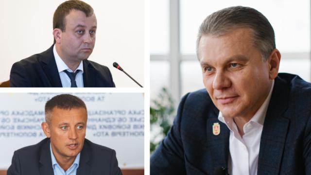 Два Сергії та Моргунов: за півкроку до виборів мера Вінниці