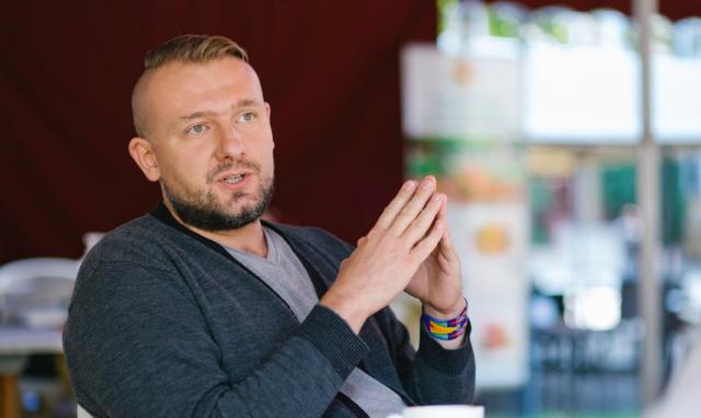 Знищити «франшизу на грабунок»: чому громадський та культурний діяч Богдан Куценко йде в депутати Вінницької міськради