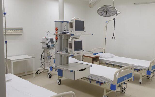 Для вінницьких лікарень купують додаткові ліжка та обладнання для лікування пацієнтів з COVID-19