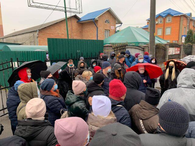 Поліція склала 24 протоколи за порушення карантину, підприємці продовжують протестувати