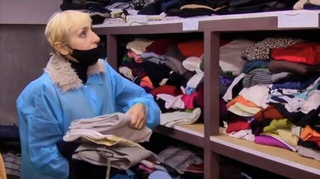 Теплі шкарпетки та взуття: у пунктах надання допомоги бездомним у Вінниці потребують теплих речей. ВІДЕО