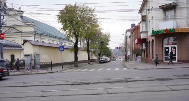 На Соборній частково обмежать рух у зв'язку з ремонтом трамвайних колій