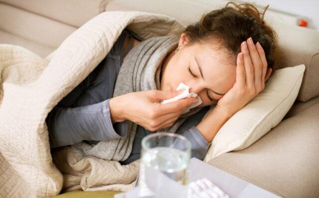 На Вінниччині зафіксовано низький рівень захворюваності на ГРВІ та грип