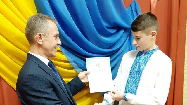 Вінничанин став призером всеукраїнського проєкту з дослідження цвітіння водойм