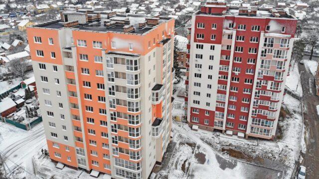 """У Вінниці здали в експлуатацію десятий будинок за програмою """"Муніципальне житло"""""""