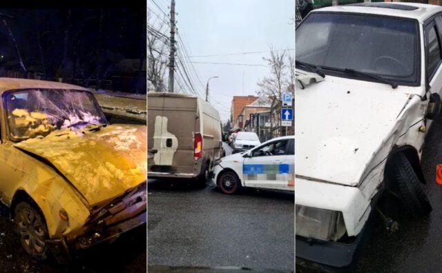 За минулу добу у Вінниці трапилось 42 ДТП. ФОТО
