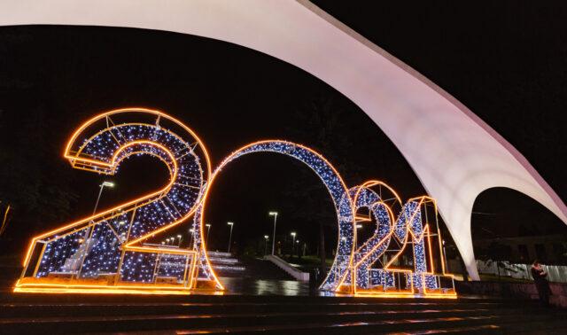 Новорічні святкування у Вінниці коштували кожному мешканцю міста 1,3 гривні
