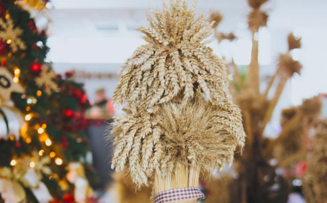 Дідух своїми руками: як зробити вдома древній різдвяний символ. ВІДЕО
