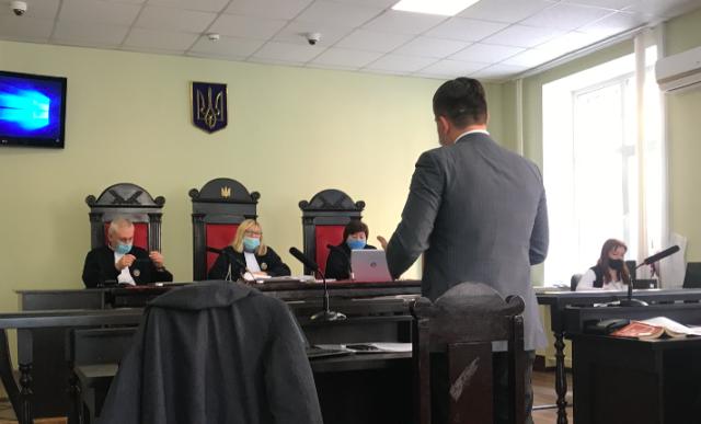 Справу нападу кандидата в депутати від Шарія на редактора Vежі відправили на повторний розгляд