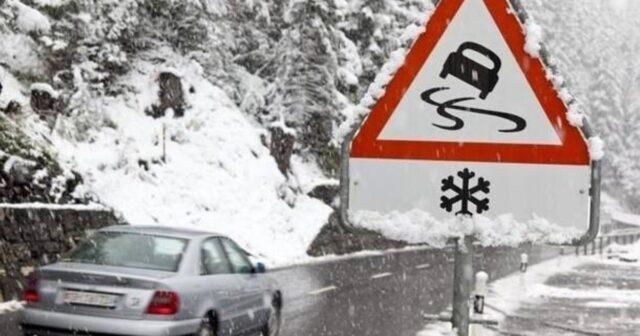 Через негоду на двох дорогах Вінниччини обмежено рух транспортних засобів