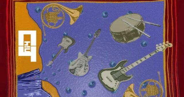«Жирний грувовий фанк»: вінничан запрошують на концерт гурту «Blueberry Jam»