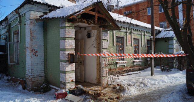 У Вінниці на вулиці Довженка стався вибух газу в житловому будинку