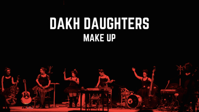 Танго з Ліною Костенко: Dakh Daughters показали у Вінниці музично-театральний Make Up. ФОТОРЕПОРТАЖ