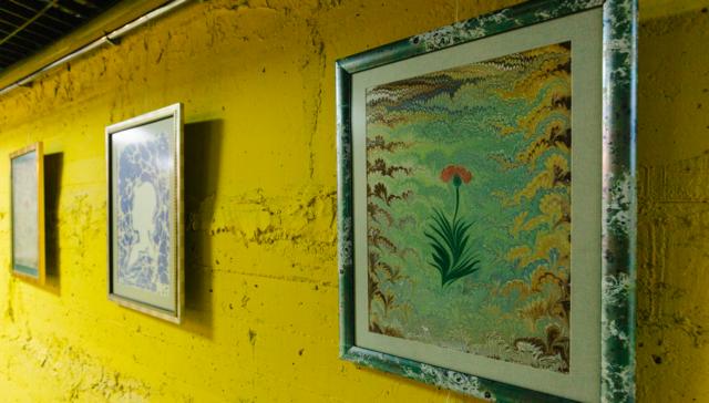 «Палаючи іншим, згораю сам»: у Вінниці відкрили виставку картин Героя Небесної Сотні. ФОТОРЕПОРТАЖ