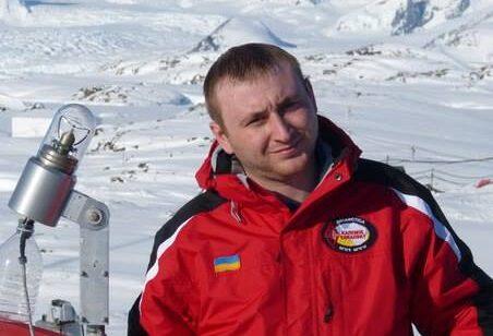 """Метеоролог з Вінниччини вирушив у наукову експедицію на станцію """"Академік Вернадський"""""""