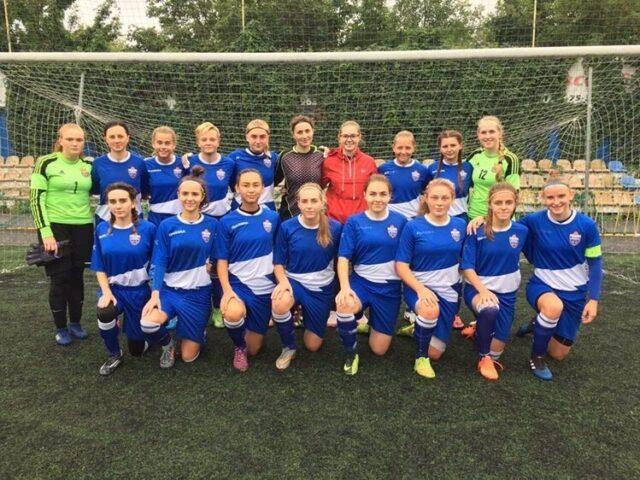 Дівоча справа: як розвивають жіночий футбол у Вінниці. ФОТО