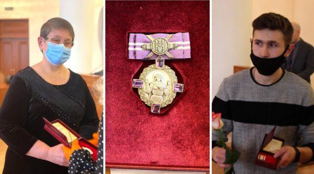 Орден, медалі та почесні звання: мешканцям Вінниччини вручили державні нагороди. ФОТО