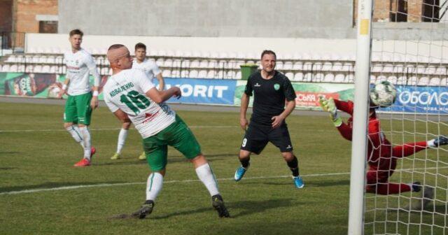 Третя перемога поспіль: вінницька «Нива» перемогла в матчі з командою «Оболонь-2» з Бучі