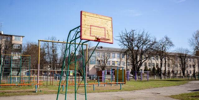 Стадіон з біговими доріжками: у Вінниці планують відремонтувати спортивне ядро школи №29