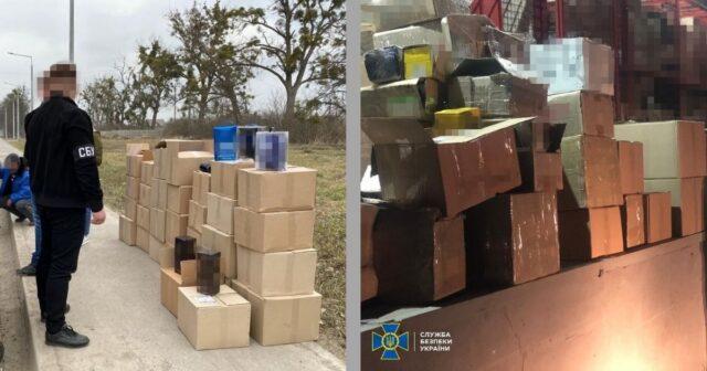Майже 4,5 тони фальсифікату: СБУ на Вінниччині попередила збут партії контрафактного алкоголю