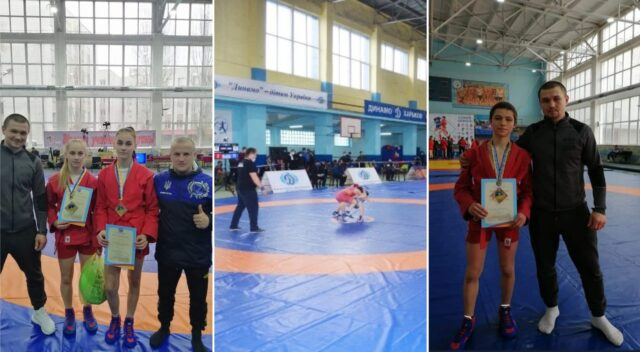 Вінницькі спортсмени вибороли призові місця на чемпіонатах України. ФОТО
