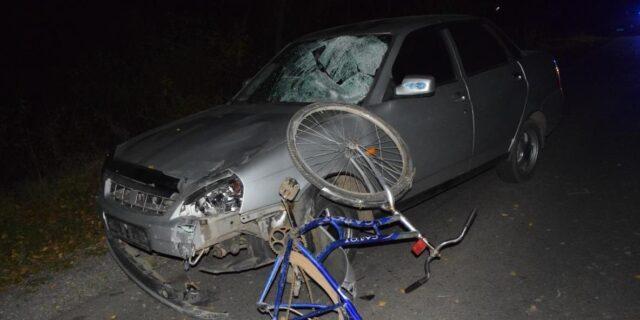 На Вінниччині за чотири місяці внаслідок ДТП травмувались 146 людей